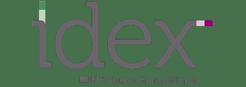 logo de idex efficience énergétique partenaire de esti-france